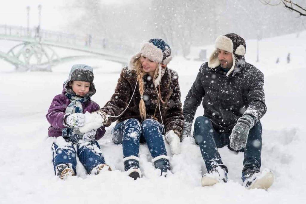 How to survive hypothermia in cold temperature