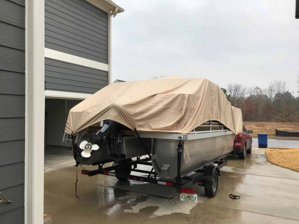 Best Pontoon Boat Covers Reviewed and Compared