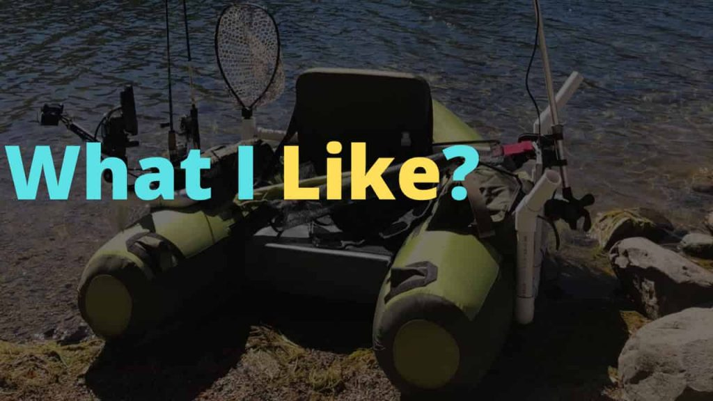 Best Fishing Float Tubes - Cumberland fishing float