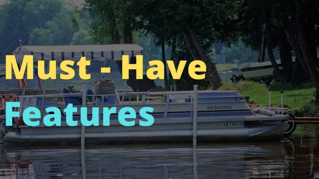 Best Pontoon Furniture Covers for Your pontoon boat