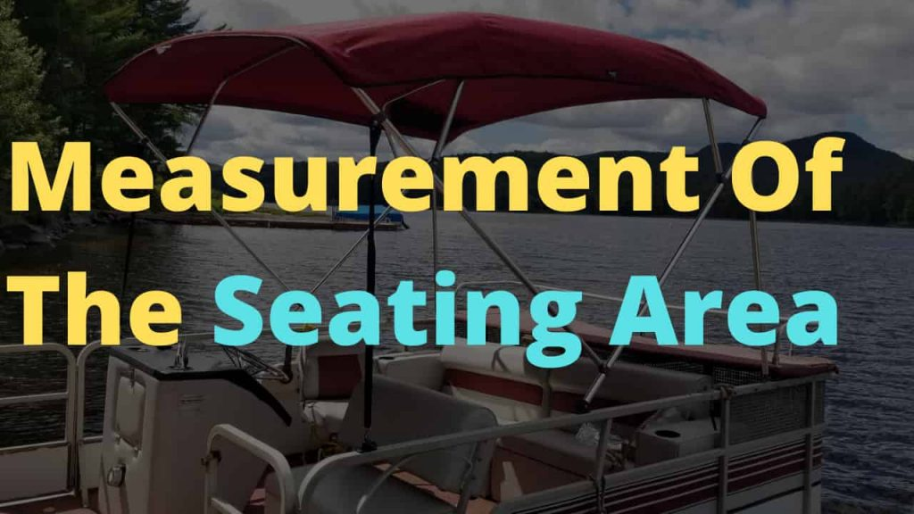 The complete process of replacing your pontoon seats