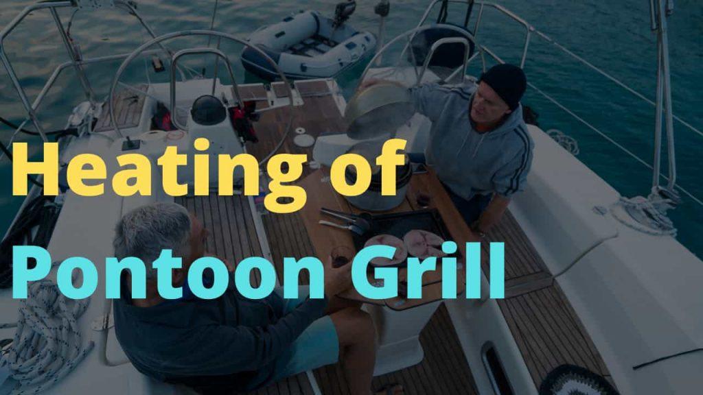 Best Pontoon Boat Grills【MUST READ!