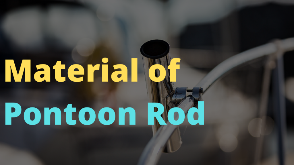 Best pontoon rod holders for you