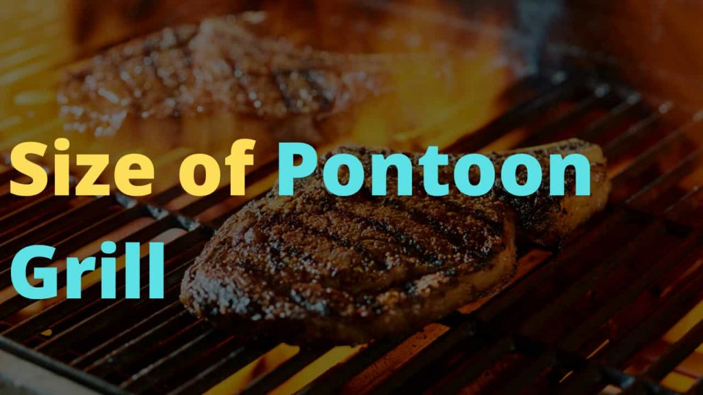 Choosing a Grill for your Pontoon Boat