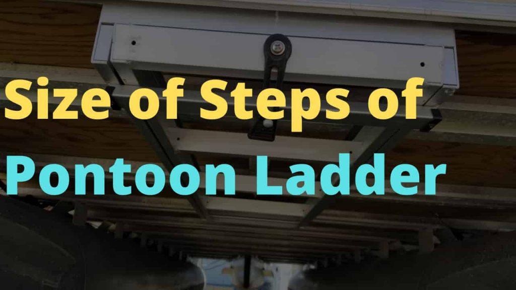 Pontoon Boat Ladder - 10 Best Pontoon Boat Ladders