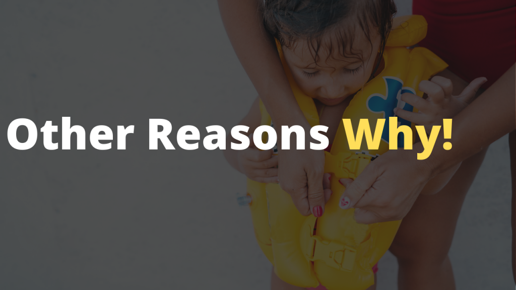7 Reasons to always wear a life jacket no matter what